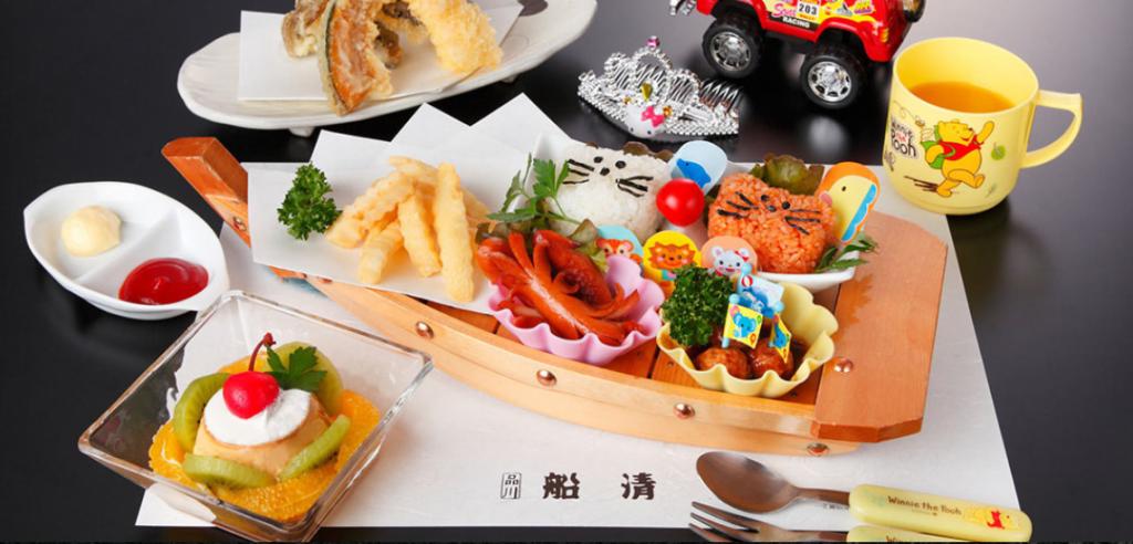 船清のお子様料理(おすすめ)