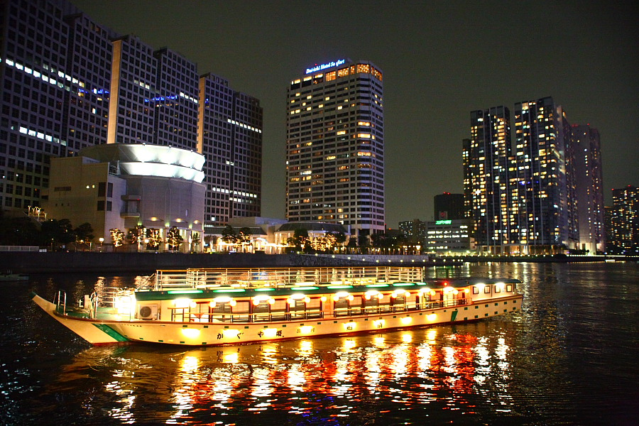 屋形船あんない窓口【東京と横浜の総合予約】貸切も乗合もOK