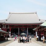 東京貸切屋形船周辺観光地浅草寺本堂