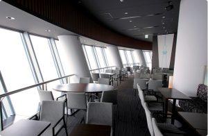 貸切り 屋形船 東京 浅草 スカイツリーカフェ 写真