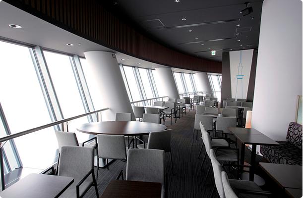 貸切り東京スカイツリーカフェ