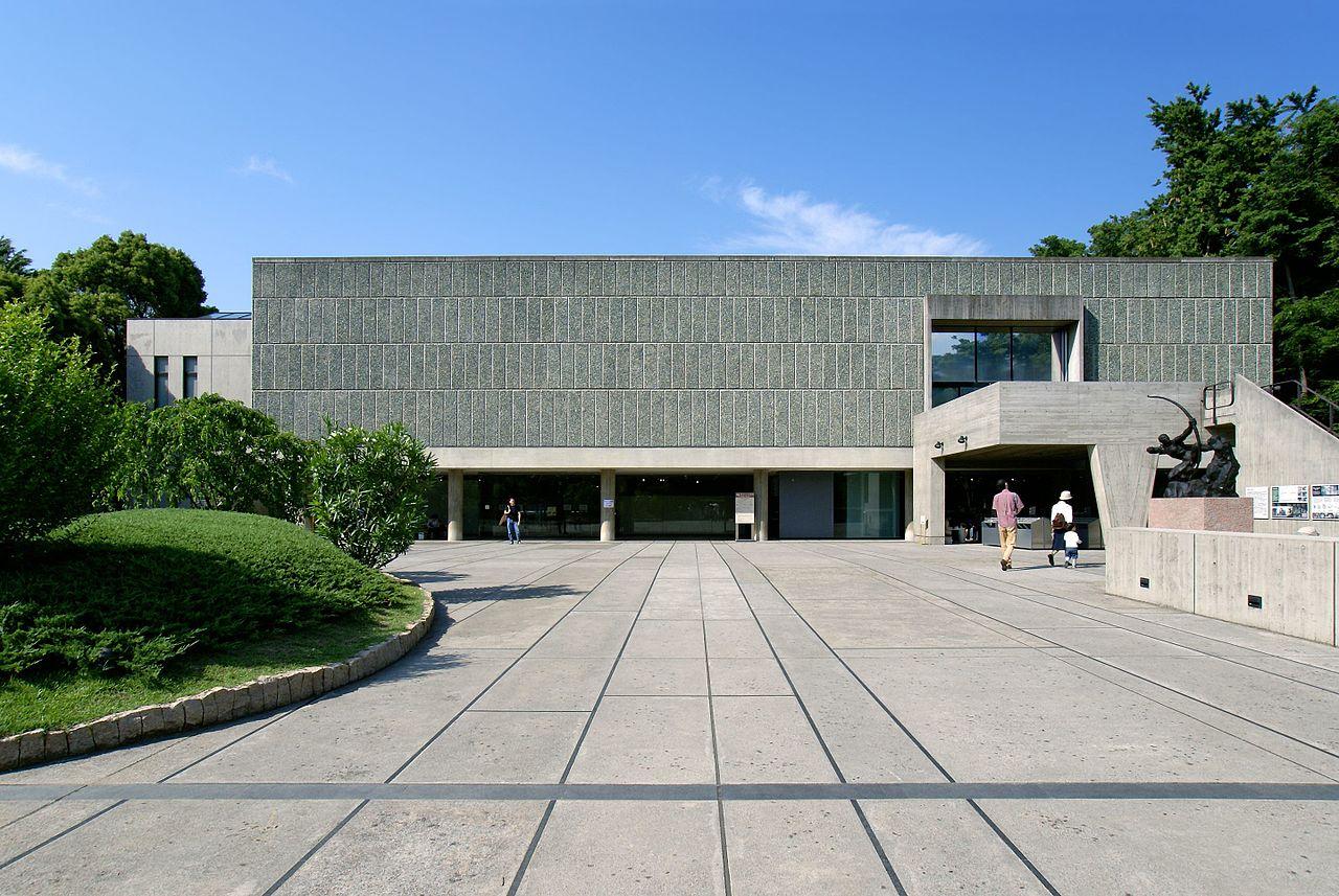 貸切屋形船周辺観光地国立西洋美術館
