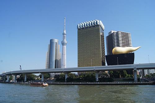 東京貸切り屋形船吾妻橋乗船場