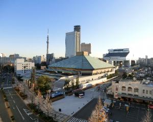 国技館全体 東京
