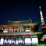 東京増上寺本堂