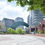 東京屋形船前観光恵比寿ガーデンプレイス
