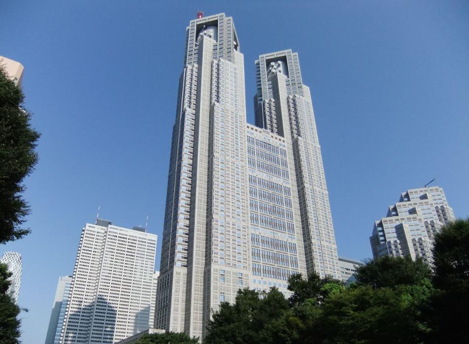 東京都庁舎空き予約