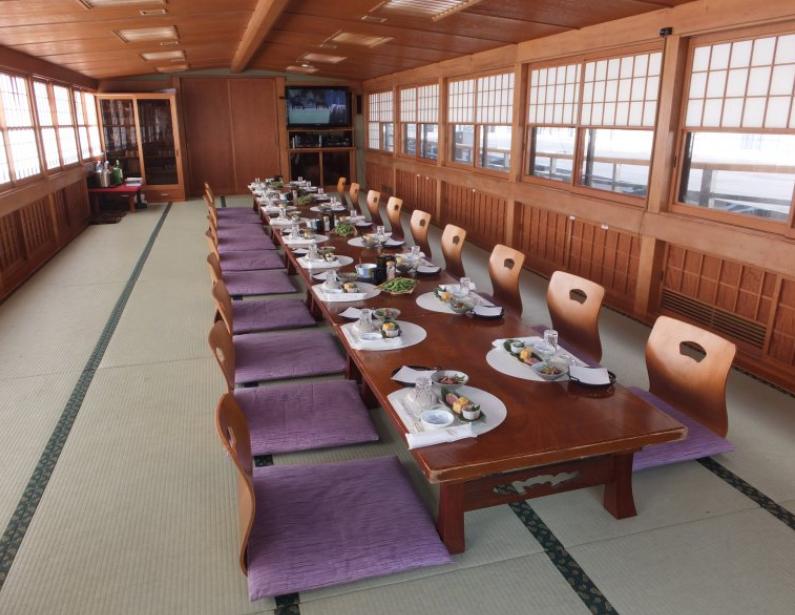 東京の屋形船座敷貸切