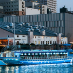 東京の屋形船で品川の平井