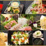 濱田屋の和の特選会席「四季の会席」2019年「初夏の薫り」