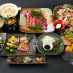 濱田屋の焼肉会席「賑わい」