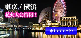 2019年 東京・横浜の花火大会情報!