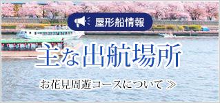 東京でのお花見について